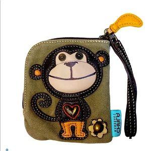 Chala monkey wristlet